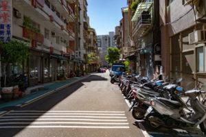 台北町中写真