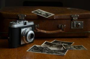 ビンテージカメラ写真