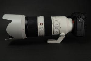 所有機材(SEL70200GM)