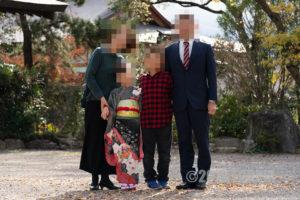 家族写真(集合)