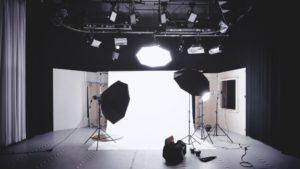 撮影スタジオイメージ