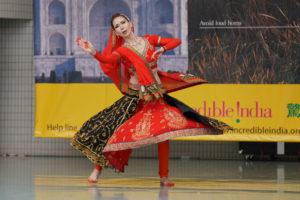 イベントで撮影したダンス写真